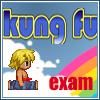 Kung fu exam