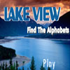 Lake View – Find the Alphabets