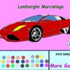 Lamborgini Murcielago Coloring