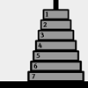 Learn to Solve the Tower of Hanoi