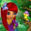 Lisa Feeds the Birdies