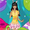 Lisa In Wonderland Dress Up