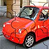 Little red car puzzle