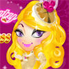 Lucia Princess Beauty make up