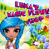 Luna's Magic Flower Shop