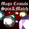 Magic Crystals Spin and Match