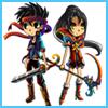 Magivolve RPG Avatar Creator