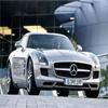 Mercedes Benz SLS AMG Jigsaw Puzzle