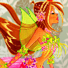 Mermaid Flora