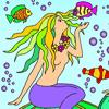Mermaids - Rossy Coloring Games