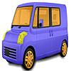 Mini bus coloring