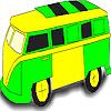Minibus coloring