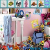 Modern Toys Room Hidden Objects