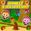 Monkey X-Mas Present