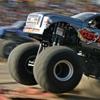 mosnter truck long jump