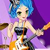 Musician Girl Dressup