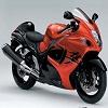 New Hayabusa Motorcycle