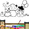 Online Bunny Coloring