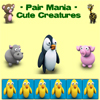 Pair Mania – Cute Creatures