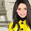 Paris chic  in the rain