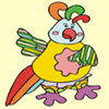 Parrot Game – Paint Online