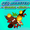 Pet Monster Creator 3-Birds