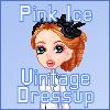 Pink Ice Vintage Dressup