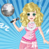Popstar Girl Dress Up
