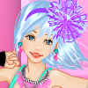 Pretty singer dress up game