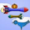 Pumpkin Riding Missile