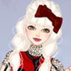 Punk Lolita fashion dress up game