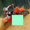 Red KTM Sliding