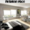 Relaxing place. Find objects