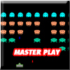 Retro Aliens Attack: Master Play