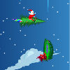 Rider Santa