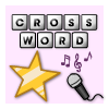 Rock and Pop Music Quick Crosswords