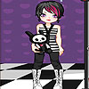 Rocker girl dress up