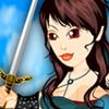 Samurai Warrior Doll