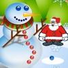Santa Jumping