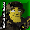 Soldier of Defense