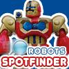 Spotfinder – Robots