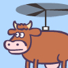 Super Cow Copter