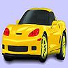 Super Fast car coloring