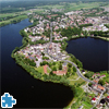 Sztum Bird's Eye View