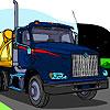 Tanker Coloring