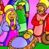 Three Kings Day Coloring