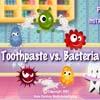 Toothpaste vs. Bacteria