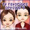 TV Favorites Dressup 3 – One Tree