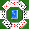 Two Rings Solitaire