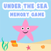 Under The Sea Memory Game